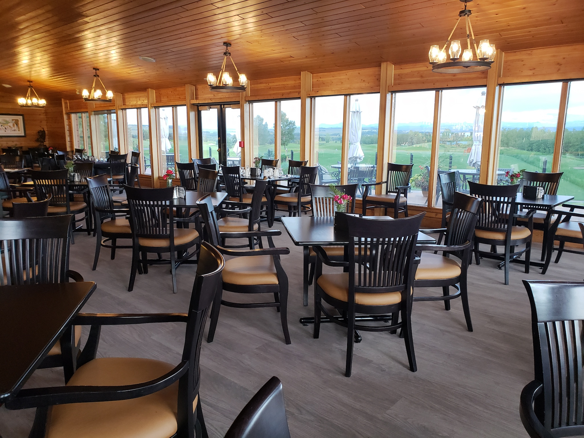 venue rentals at d'arcy ranch golf club dining room